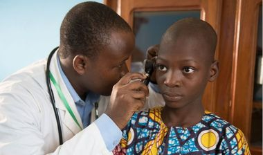 Directaid Health Development of Gambia Clinic 1